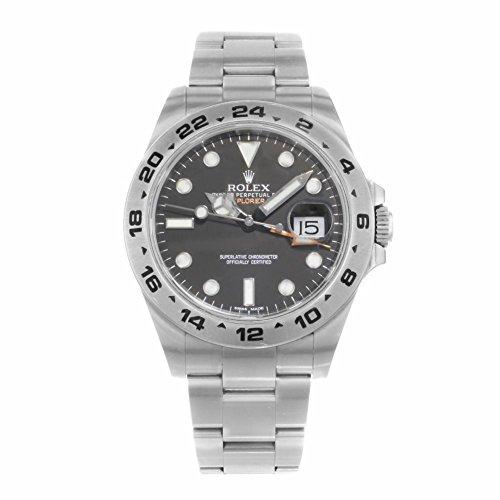 Rolex Explorer II Automatic-self-Wind Male Watch 216570 (Certified Pre-Owned)