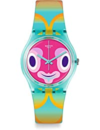 Originals Mr Blubby Multicolored Dial Plastic Strap Unisex Watch GL120