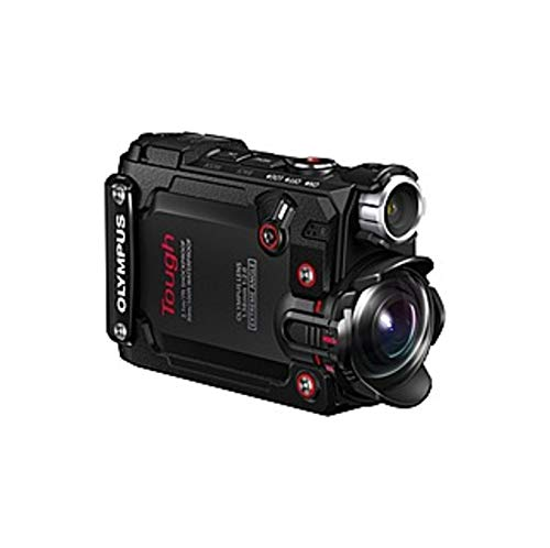 "Olympus Tough Digital Camcorder - 1.5"" LCD - BSI CMOS - 4K - Black - 16:9 - H.264, MOV - Electronic (IS) - HDMI - USB - microSD, microSDHC, microSDXC - GPS - Memory Card - (Certified Refurbished)"