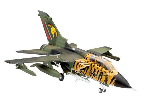 Revell- Tornado ECR avión de Combate, Kit de Modelo, Escala 1:144 (4048) (04048), 11,8 cm (