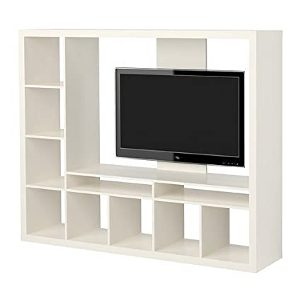 Ikea Expedit Entertainment Center Tv Stand Up To 55u0026quot; Flat Screen Tvs
