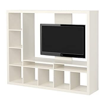 Amazon.de: Ikea Expedit Entertainment Center Tv Möbel bis zu 55 Zoll ...