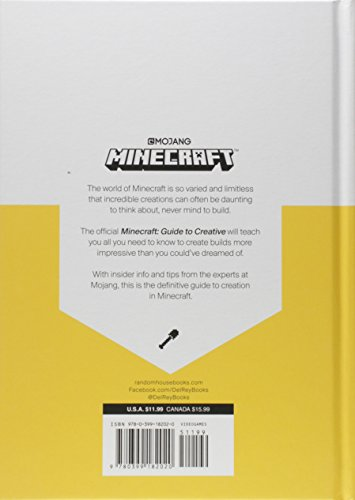 Minecraft: Guide to Creative (2017 Edition) by Mojang Ab (Image #1)