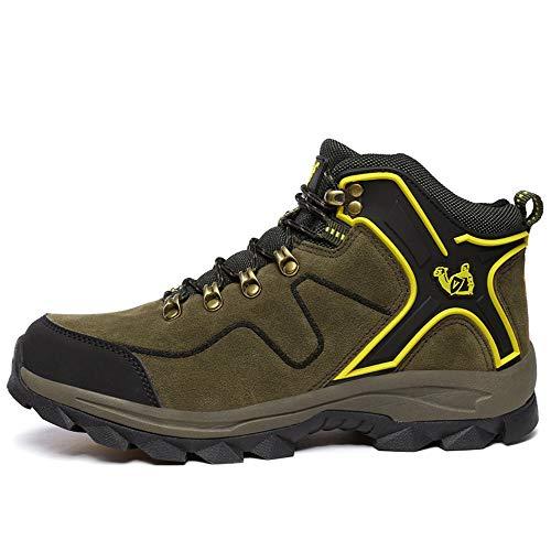 Traspiranti Da Antiscivolo Suola Verde Shoes Dimensione Eu 44 Morbida Multi  Scarpe Qiusa Resistente Men colore ... a060c43dda1