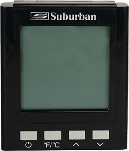 Suburban 161253 IW60 Wall Control - Black SB161253