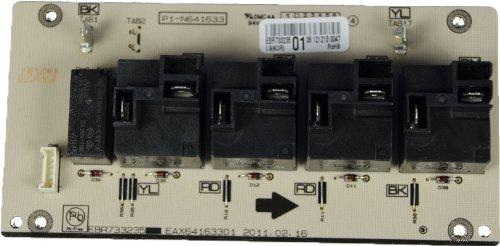 LG Electronics EBR73323501 Electric Range Main PCB Assembly