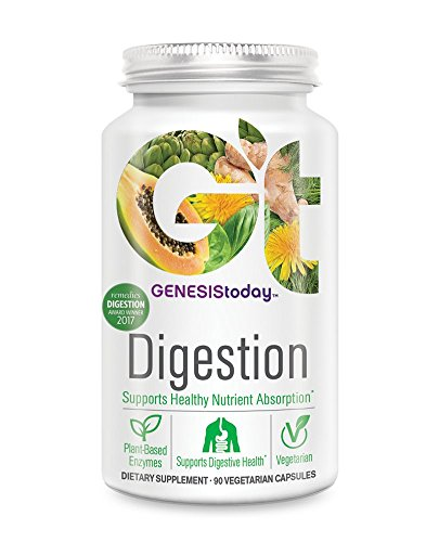 Genesis Nutrition Genesis Today Digestion, 90 Count