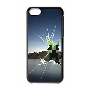 iPhone 5C Phone Case Minecraft F5G7659