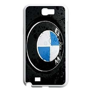 Samsung Galaxy N2 7100 Cell Phone Case White BMW Custom Clear Phone Case Cover XPDSUNTR10523