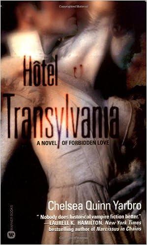 Hotel Transylvania Yarbro Chelsea Quinn 9780446611008 Amazon Com Books