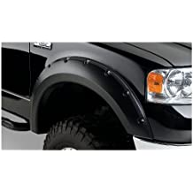 Bushwacker 20053-02 Ford / Lincoln Pocket Style Fender Flare - Front Pair