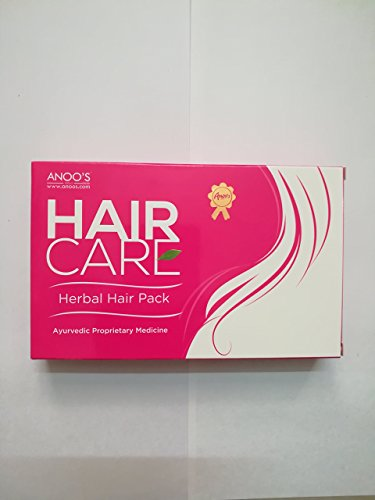 Anoos Hair Care Herbal Hair Pack 100 g