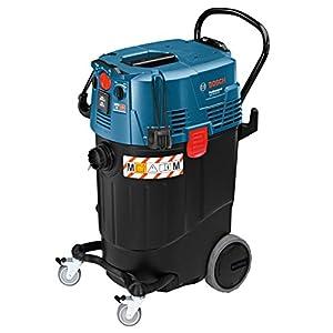 Bosch Professional Réservoir de gaz 55m AFC Aspirateur sec & Humide, 55l Volume, de la poussière Classe M