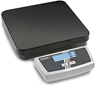 High-resolution parcel scale [Kern EOA 50K-2] for fast and easy weighing in the office, production, dispatch, ..., Weighing Range [Max]: 60 kg, Readout [d]: 20 g