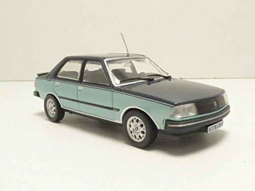 Renault 18 R18 American 2 Bleu /& Gris 1//43