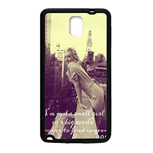 marilyn monroe miami heat Phone Case for Samsung Galaxy Note3 Case