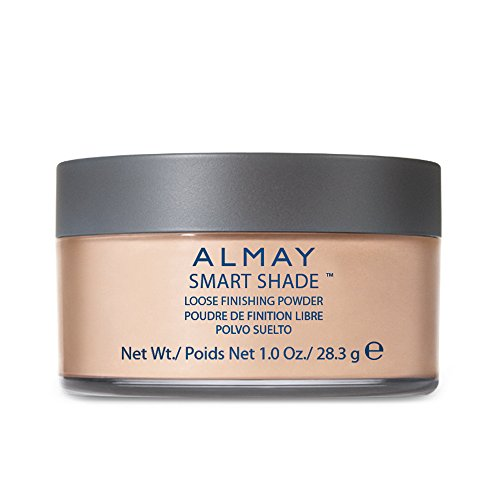 Almay Loose Finishing Powder Light, 1 - Oz Loose Powder 1