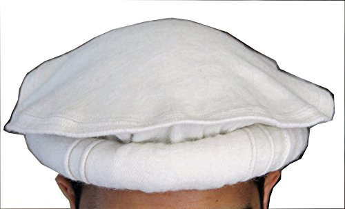 100% wool Handmade Chitrali Cap   Afghani Pakol   Hat from Pakistan    Afghanistan - Buy Online in KSA. Apparel products in Saudi Arabia. 766fbc43030