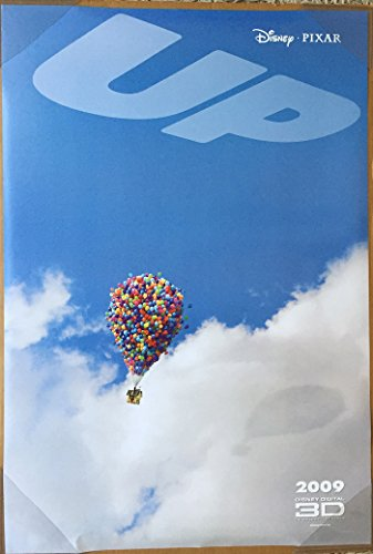 UP MOVIE POSTER 2 Sided ORIGINAL RARE Advance 27x40 EDWARD A