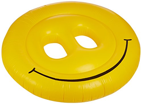 Face Outs Smiley (Swimline Smiley Face Pool Float)