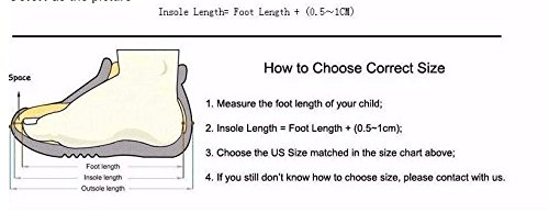 HONGTEYA Baby Boys Girls Fox Mary Jane Sandals Moccasins Shoes Rubber Sole Crib Toddler Leather Walking Prewalker (18-24 Months/US 7.5/5.71'' / See Size Chart, Black)