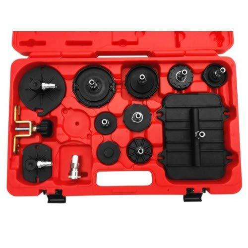 CTA Tools CTA-7300 Brake Bleeder Master Cylinder Adapter Kit - 11 Piece