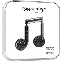 Happy Plugs Earpod Plus, Black Marble (7829)