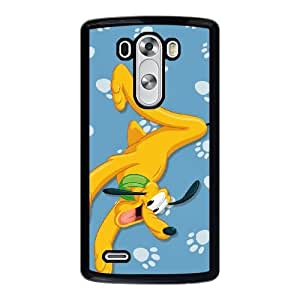 Fashion image DIY for LG G3 Cell Phone Case Black disney mickey nucleo pluto Best Gift Choice For Birthday HMB3476767