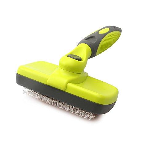 Baby Run Self Cleaning Slicker Brush
