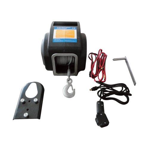 Portable Marine Winch - 12 Volt, 5,000 (Winch Extension Cord)