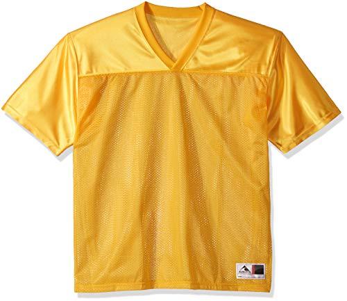 Augusta Sportswear Men's Augusta Stadium Replica Jersey, Gold, X-Large