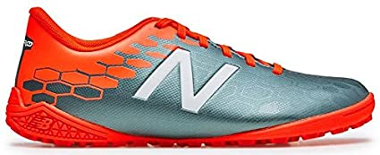 18a58ac903620 Image Unavailable. Image not available for. Color: New Balance Visaro 2.0  Control Turf Football Boots ...