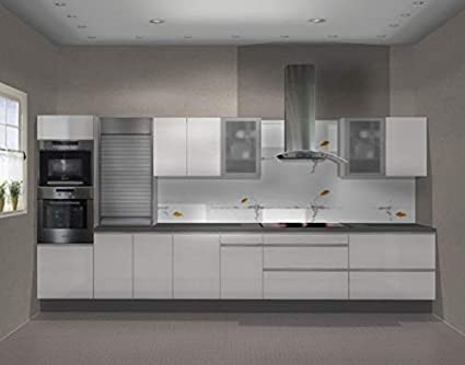 Buy Madonna Modular Kitchen - Parallel (15500) Online at Low Prices in  India - Amazon.in