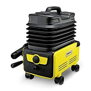 Karcher 11171110 K2 Follow Me Cordless Pressure washers, Yellow