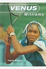 Venus Williams (Galaxy of Superstars) Library Binding
