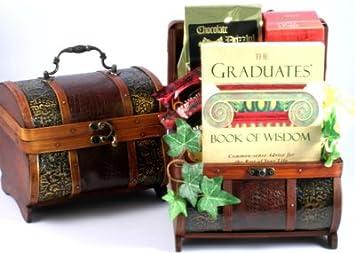 amazon com a graduation sentiment elegant graduation gift basket