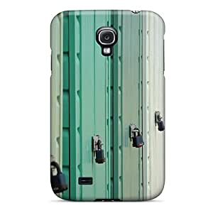 Series Skin Case Cover For Galaxy S4(unlocked Doors)