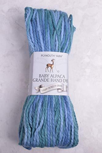 (Grande Hand Dyed 100 Baby Alpaca Yarn 30 Island Waters)