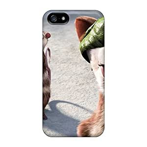 Series Skin Case Cover For Iphone 5/5s(ice Age The Meltdown Cartoons)