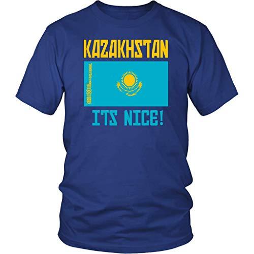 Kazakhstan It's Nice! - Unisex T-Shirt - Borat Quote - Borat Movie T-shirt