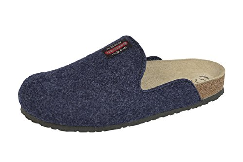 Zapatillas de Bio casa zapato Marina