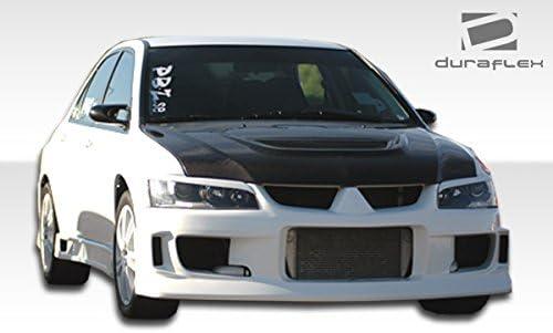 2003-2006 Mitsubishi Lancer Evolution 8 9 Duraflex C-Speed Side Skirts Rocker Panels 2 Piece