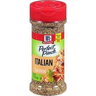 McCormick Perfect Pinch Italian Seasoning, 1.31 oz (Pack of 6)