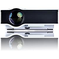ARETOP UC40 Pro Mini Portable LCD LED Home Theater Cinema Projector,Business projector, HD 1080P IP/IR/USB/SD/HDMI