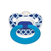 Nuk Marrakesh and Whales Puller Pacifier in Assorted Colors and Styles, 18-36 Months