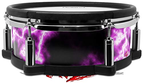 - Skin Wrap Compatible with Roland PD-108 Drum Electrify Hot Pink (Drum NOT Included)