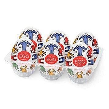 "Результат пошуку зображень за запитом ""Tenga Keith Haring Egg Dance"""