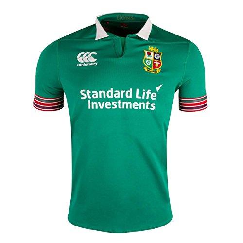 Canterbury 2016-2017 British Irish Lions Rugby Pro Training Jersey (Green)
