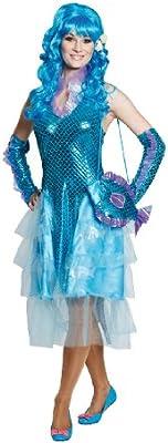 kostüm meerjungfrau damen