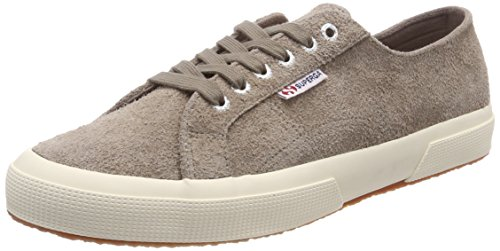 Superga Hairysueu Sand 2750 Adults' Beige Unisex Trainers r4qrZv